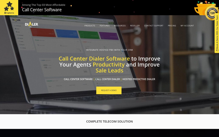 Dialer360 - Call Center Software