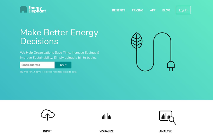 EnergyElephant - Energy Management Software
