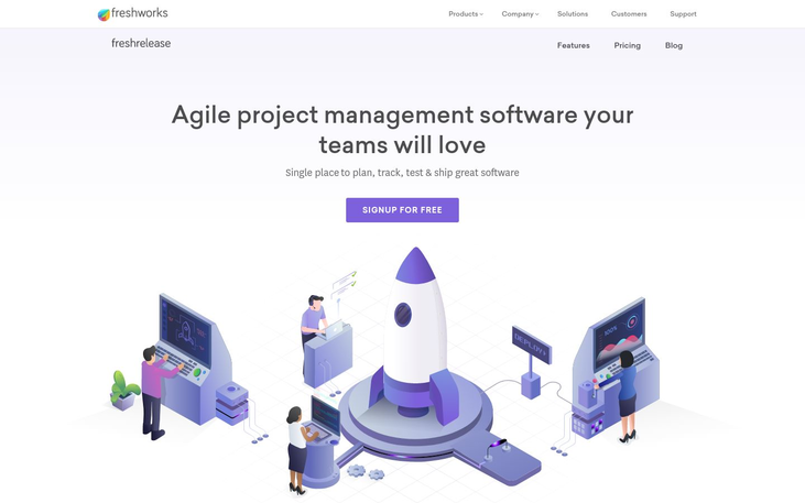 Freshrelease by Freshworks - Project Management Software