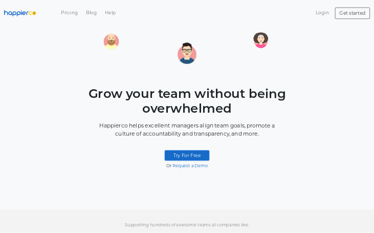 Happierco - Employee Engagement Software