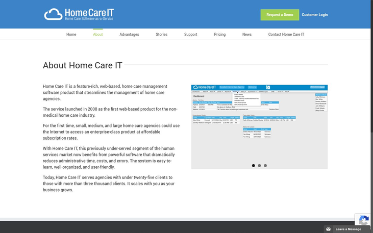 Home Care IT