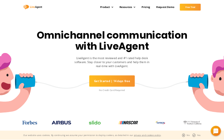 LiveAgent - Help Desk Software