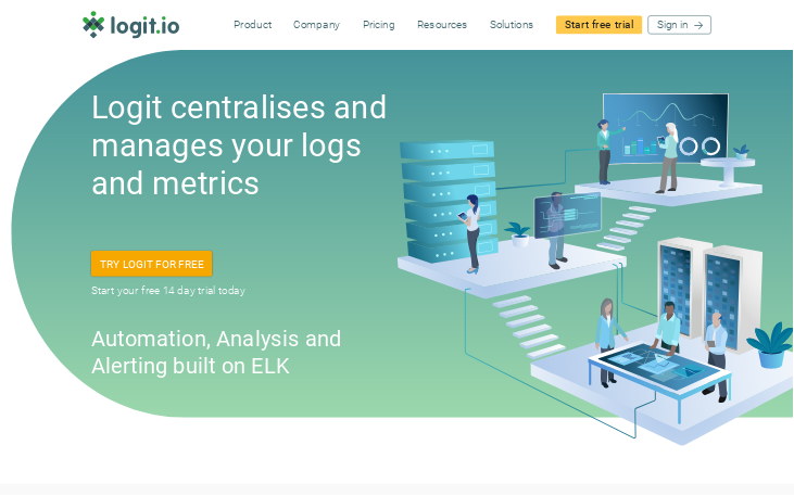 Logit.io - Log Management Software