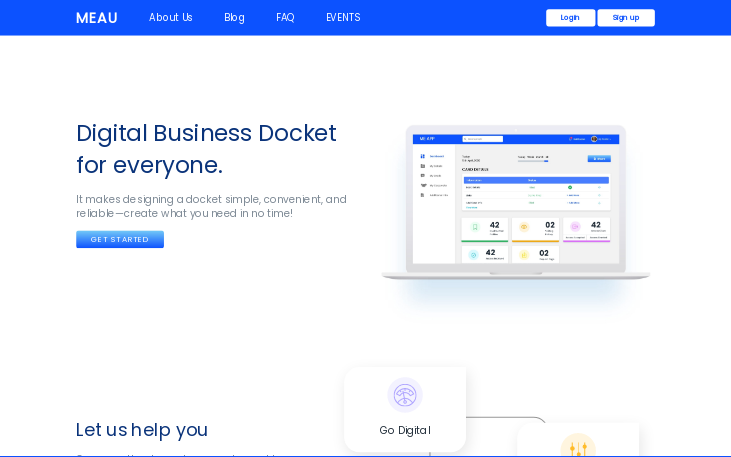 MEAU - Digital Business Docket