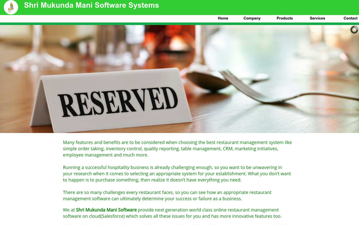 Mehmaan Nawazi (The Hospitality) - Restaurant Management Software