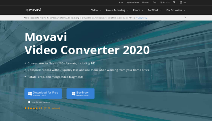 Movavi Video Converter: Review, Pricing, and Features 2020