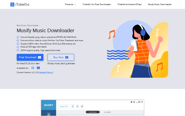 Musify Music Downloader