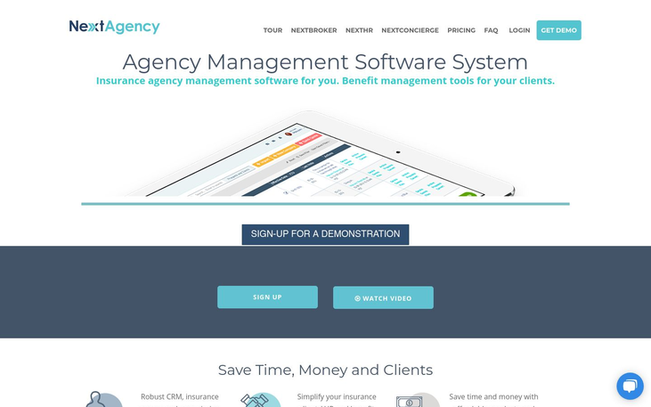 NextAgency - Insurance Agency Management Software