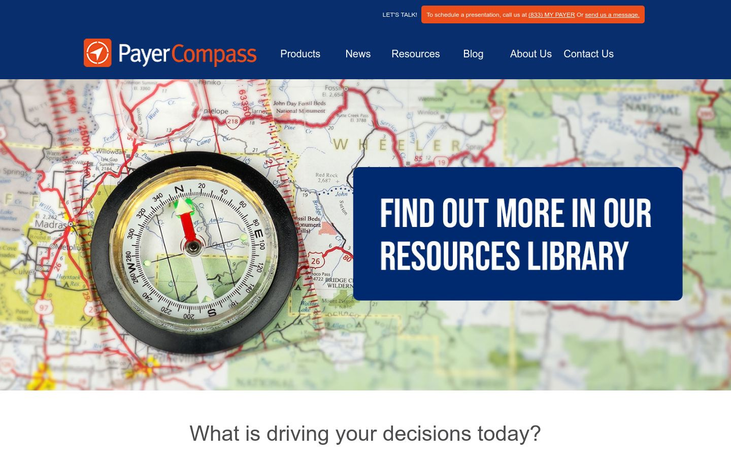 Payer Compass - Medical Billing Software