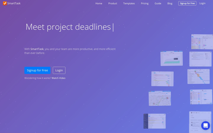 SmartTask - Project Management Software