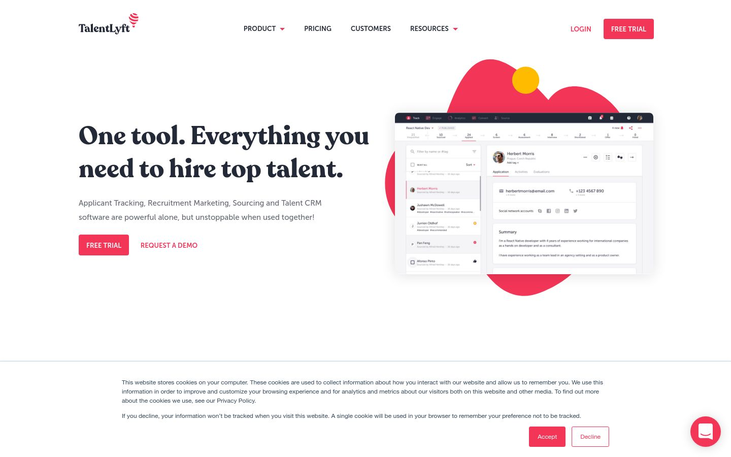 TalentLyft - Recruiting Software