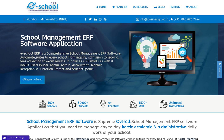 Two Best School Management ERP Software in 2020