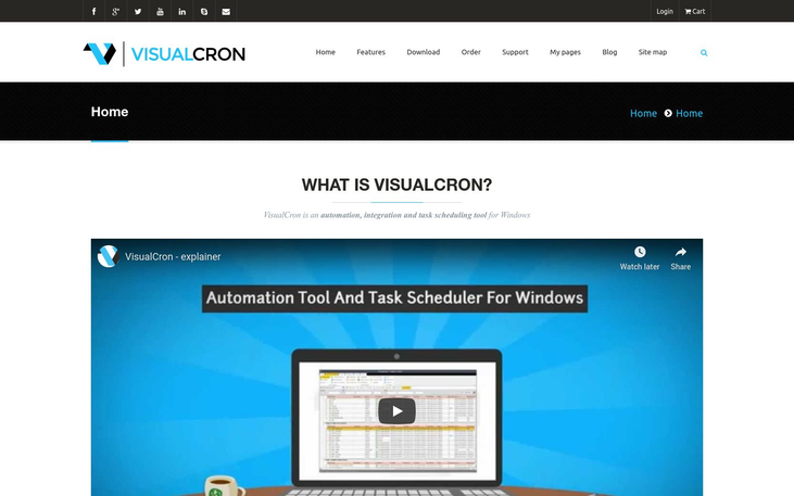 VisualCron
