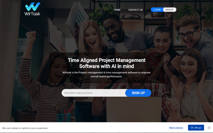 WirTask - Project Management Software