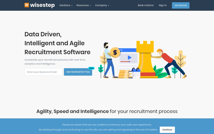 Wisestep - Customer Relationship Management Software