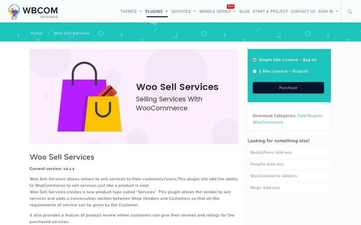 Woo Sell Services